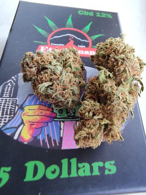 5 Dollars - 12% CBD