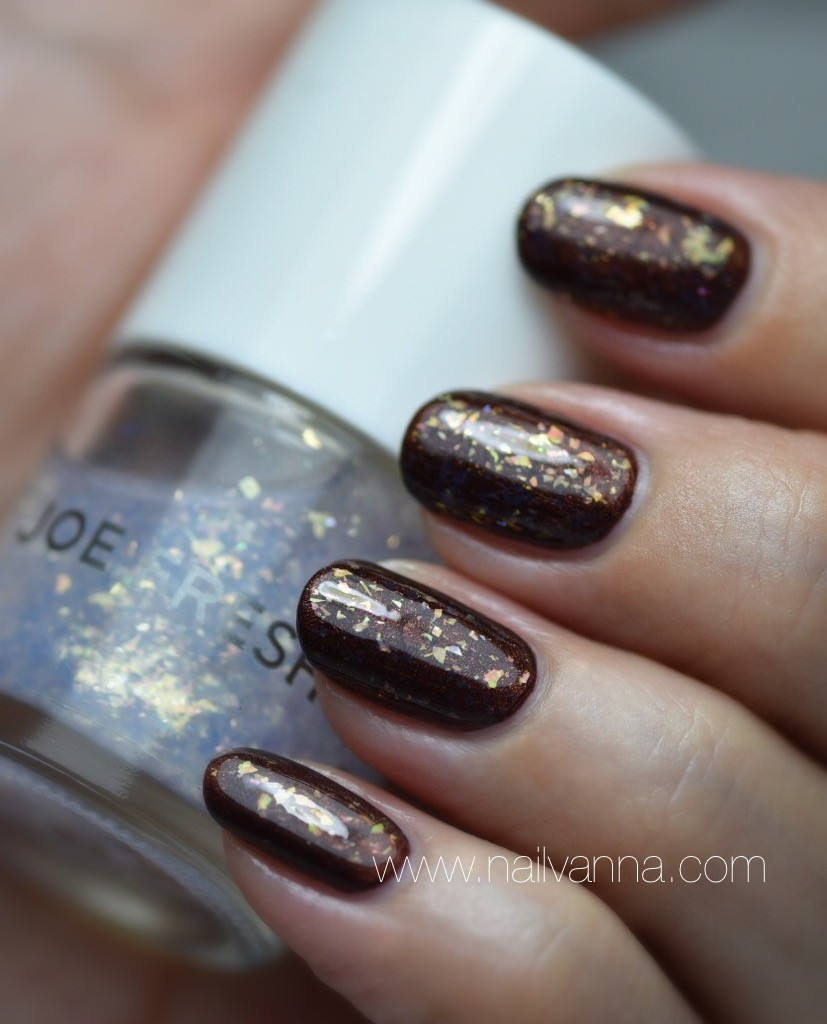 Nailvanna, nail polish reviews,lacquer, Joe Fresh, Gold Rush