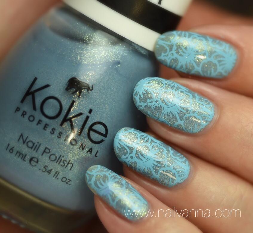 Nailvanna,nail polish reviews,lacquer,kokie,Fairy Dust
