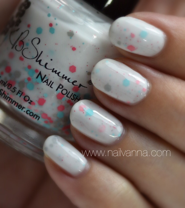 Nailvanna,nail polish reviews,lacquer,KB Shimmer,Don't Play Koi,crelly