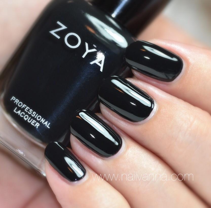 Nailvanna,nail polish reviews,lacquer,zoya,willa