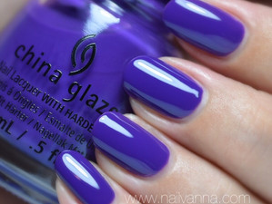 I Love Playing With Purple!
