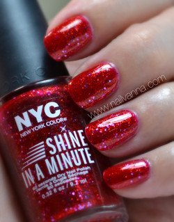 NYC Ruby Slippers