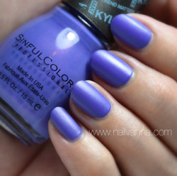 Sinful Colors Purple Kraze
