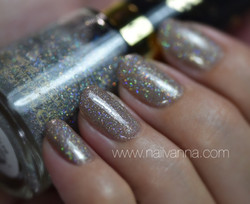 Orly Nite Owl Revlon Holographic Pearls