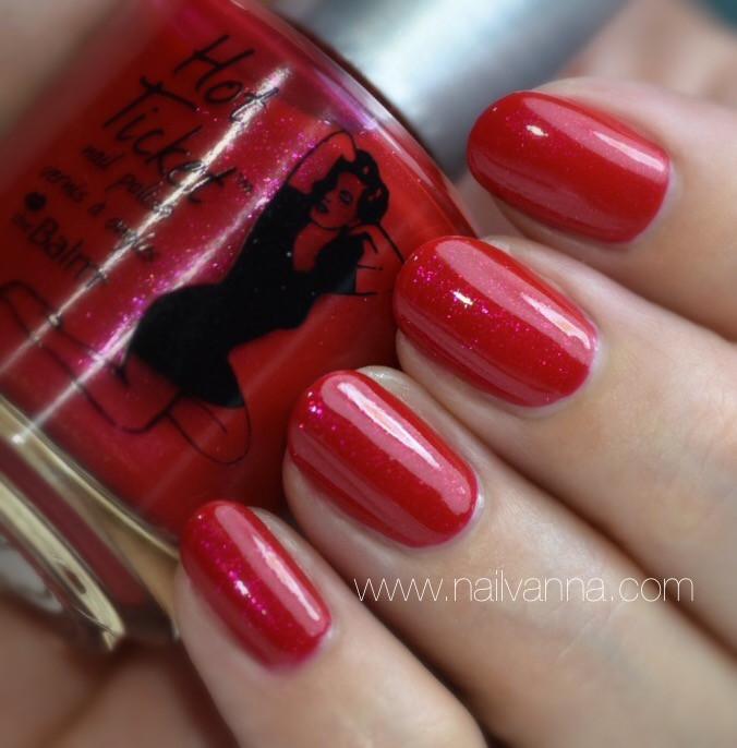 Nailvanna,nail polish reviews,lacquer,The Balm,