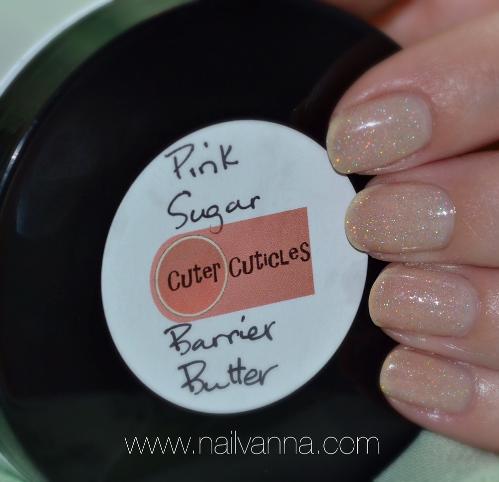 nailvanna,nail polish reviews,lacquer,cuter cuticles, barrier butter, review