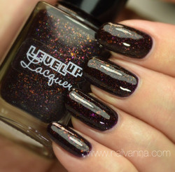 Level Up Lacquer Half-Life