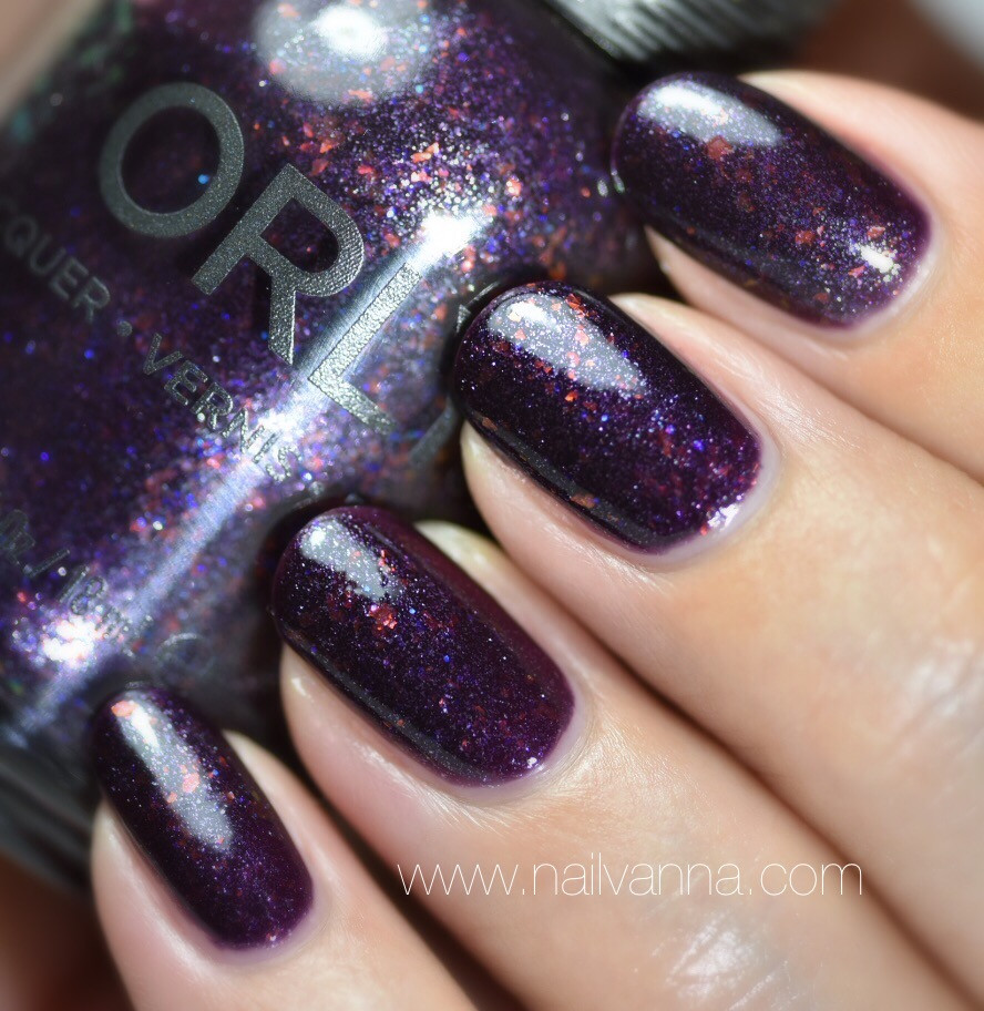 Nailvanna,nail polish reviews,lacquer,Orly, Fowl Play
