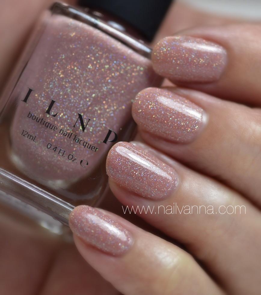 Nailvanna,nail polish reviews,lacquer,ILNP,Sandy Baby,neutral