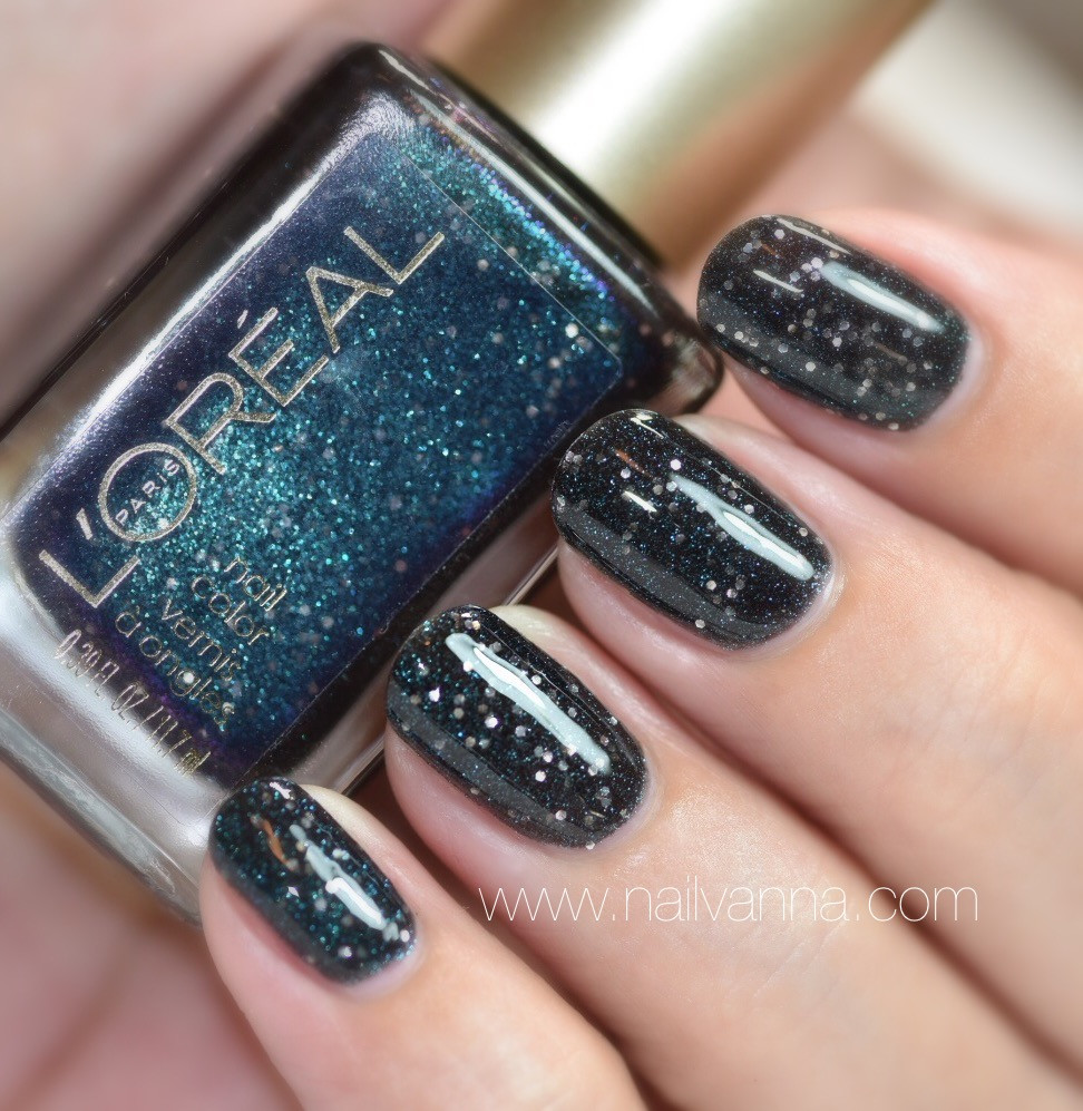 Nailvanna,nail polish reviews,lacquer,L'Oreal,Hidden Gems