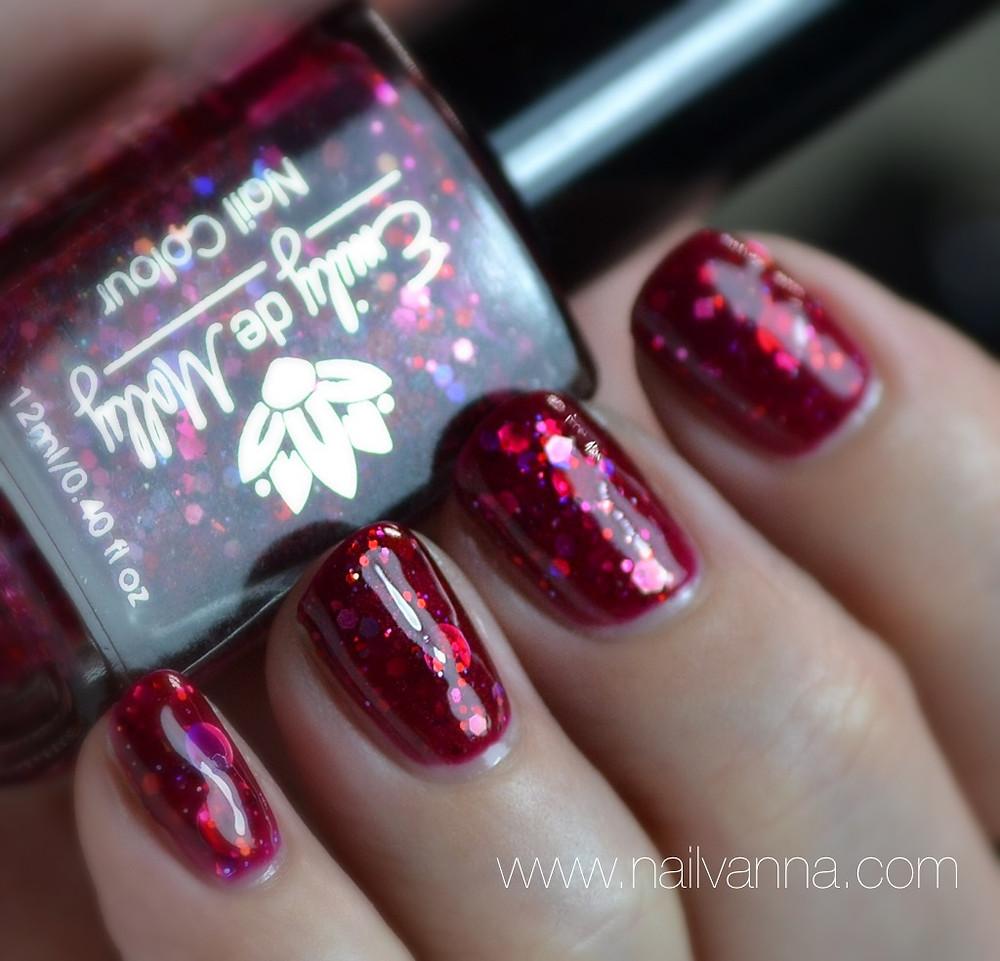 Nailvanna,nail polish reviews,nailvanna,Emily de Molly,The Unloved