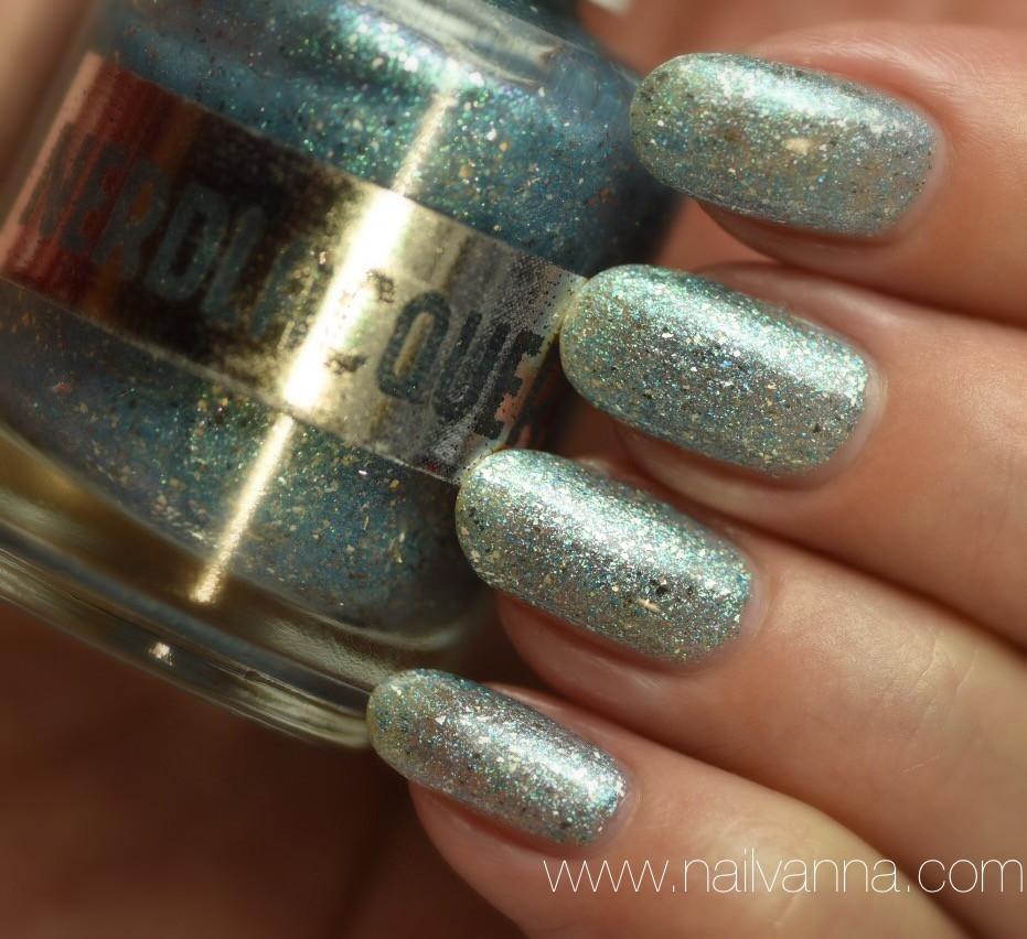 Nailvanna,nail polish reviews,lacquer,Nerdlacquer,Thalia