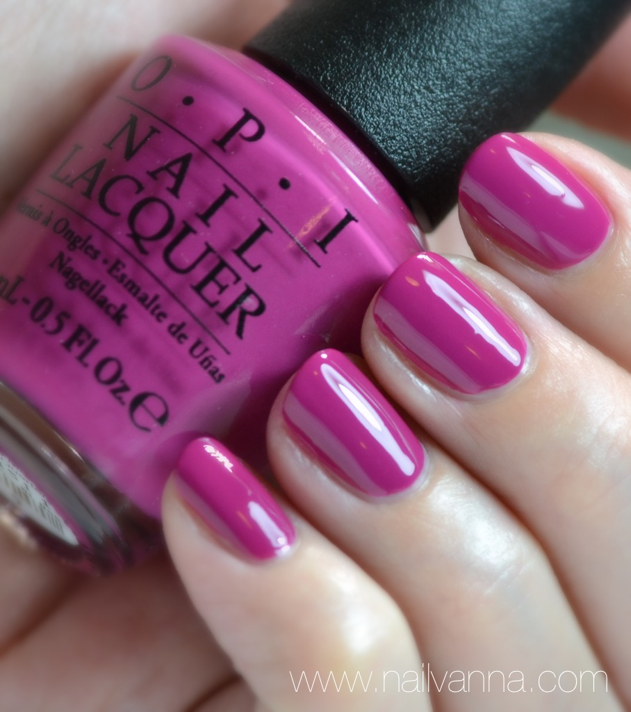 OPI Spare Me a French Quarter-