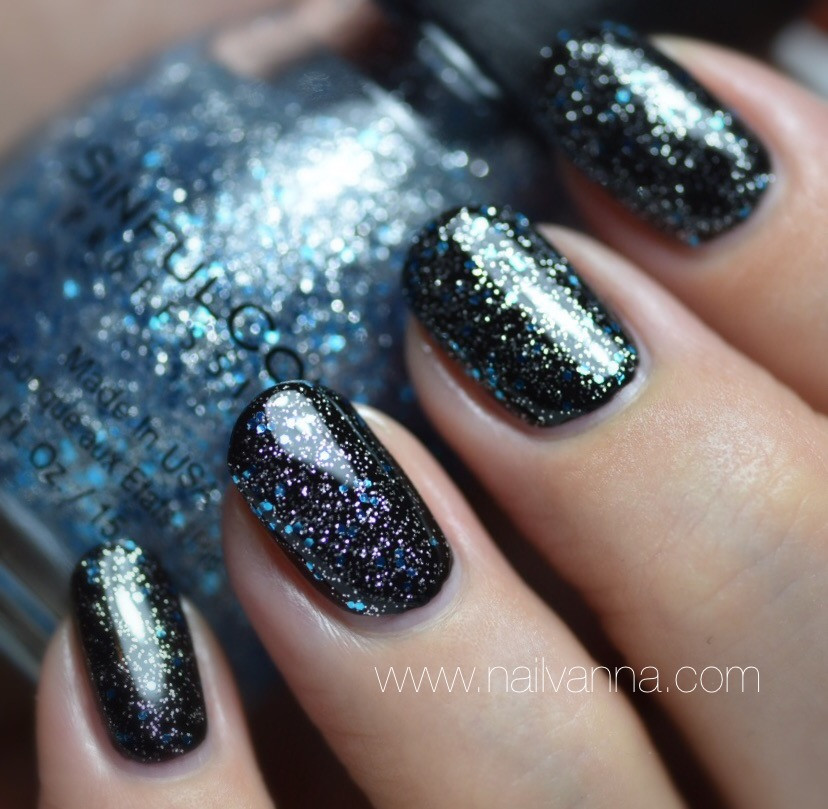 Nailvanna, nail polish reviews,lacquer,Sinful Colors,Ice Dreams