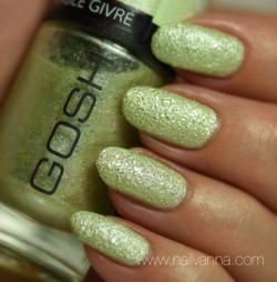 Gosh Frosted Soft Green