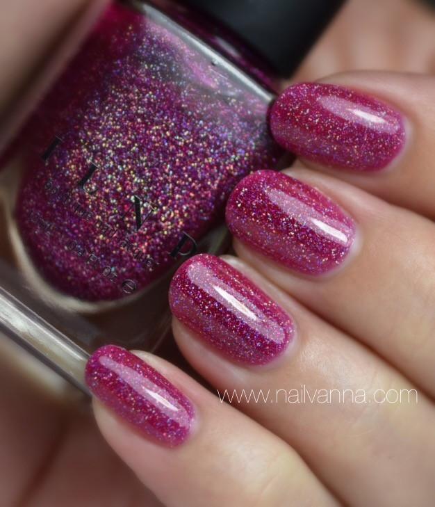 Nailvanna,nail polish review,lacquer,ILNP,Valerie,