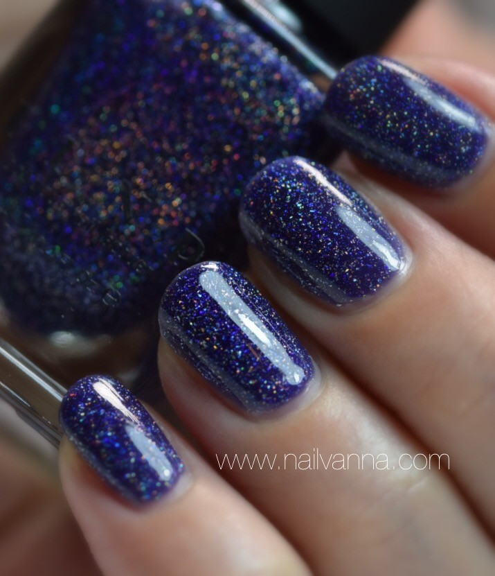 nailvanna,nail polish reviews,lacquer,ILNP,Night Light,Jelly,Spring 2016