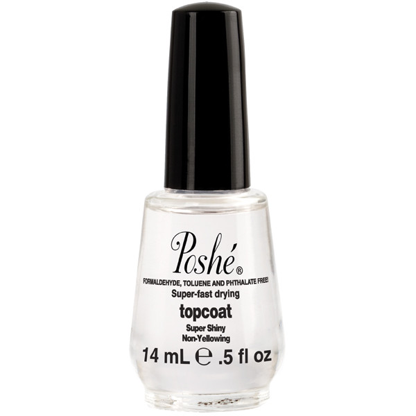 nailvanna,nail polish reviews,lacquer,Poshe, top coat, Best top coat,high gloss top coat,quick dry,
