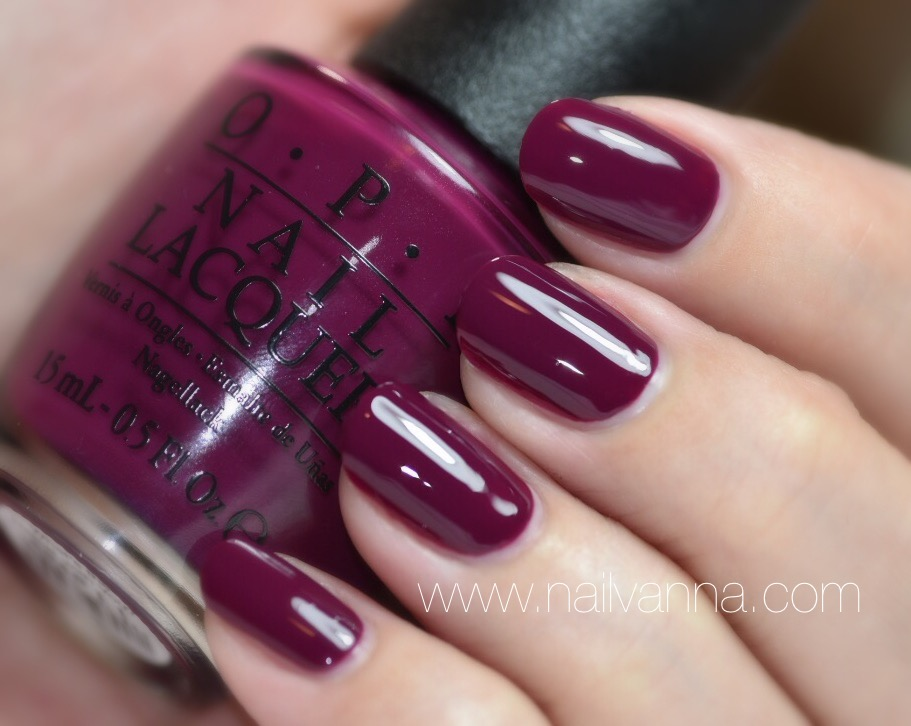 OPI What's The Hatter With You_