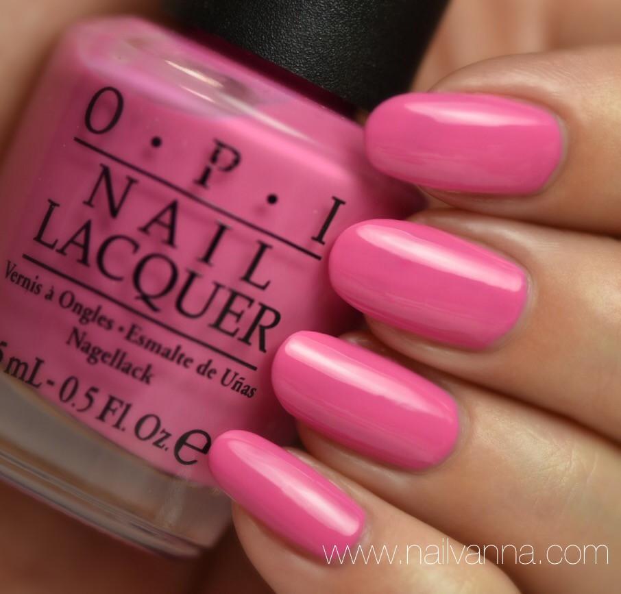 Nailvanna,nail polish reviews,lacquer,OPI,Two-timing the Zones