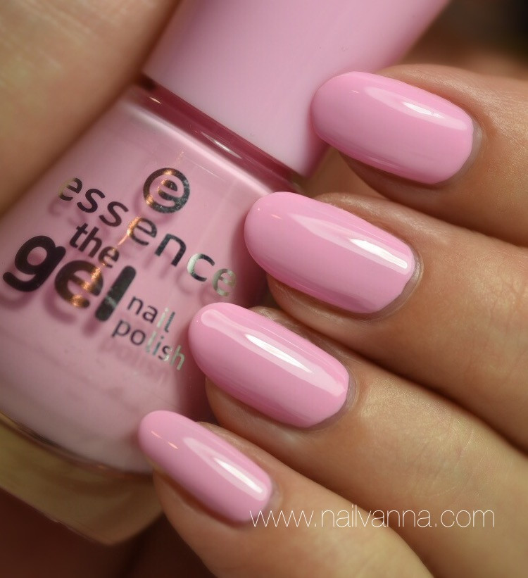 Nailvanna,nail polish reviews,lacquer,Essence,Be Awesome Tonight!,Barbie pink