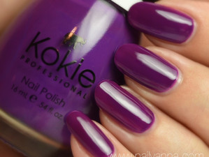 This Polish Is Grape!