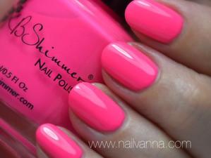KB Shimmer Raises The Bar On Pink!