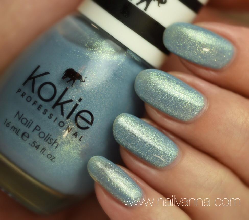 Nailvanna,nail polish reviews,lacquer,kokie,Fairy Dust