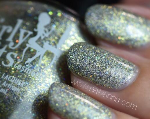Nailvanna,nail polish reviews,lacquer,Girly Bits,Anniversary Crashers