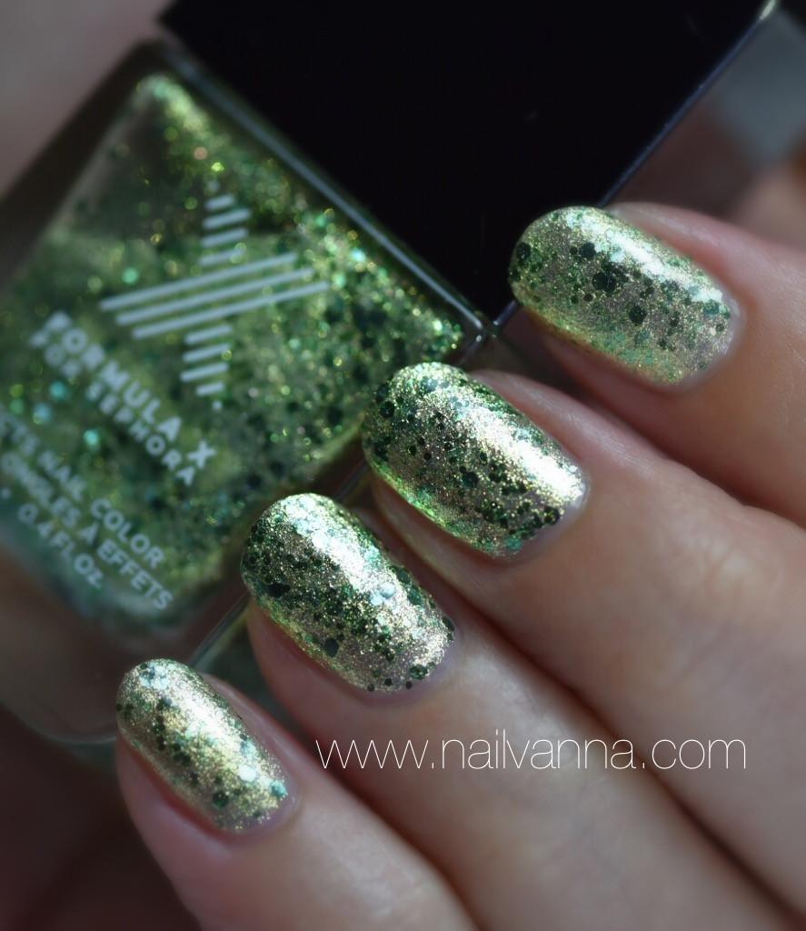 Nailvanna,nail polish reviews,lacquer,Formula x,Drawn To You