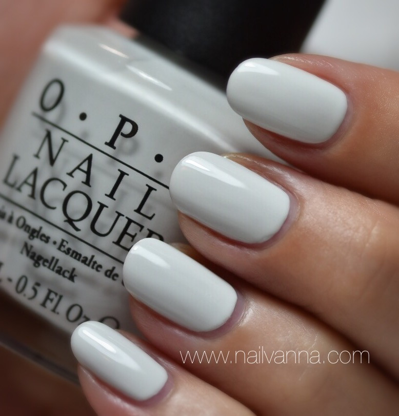 Nailvanna,nail polish reviews,lacquer,OPI, My Boyfriend Scales Walls