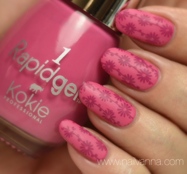 Nailvanna,nail polish reviews,lacquer,Kokie,Main Attraction
