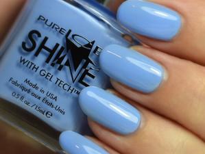 Pretty and Blue!
