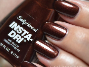 Sally Hansen takes the chill out of Fall with Cocoa!