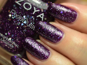 Purple Pixie Paradise!