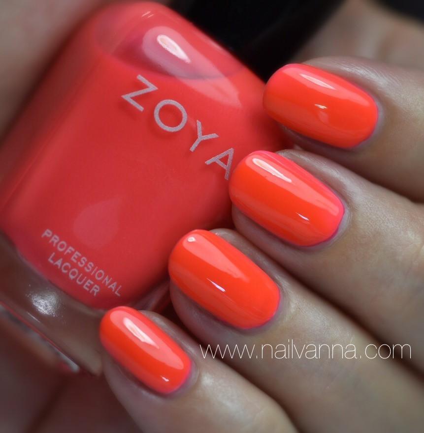 Nailvanna,nail polish reviews,lacquer,Zoya,Bisca