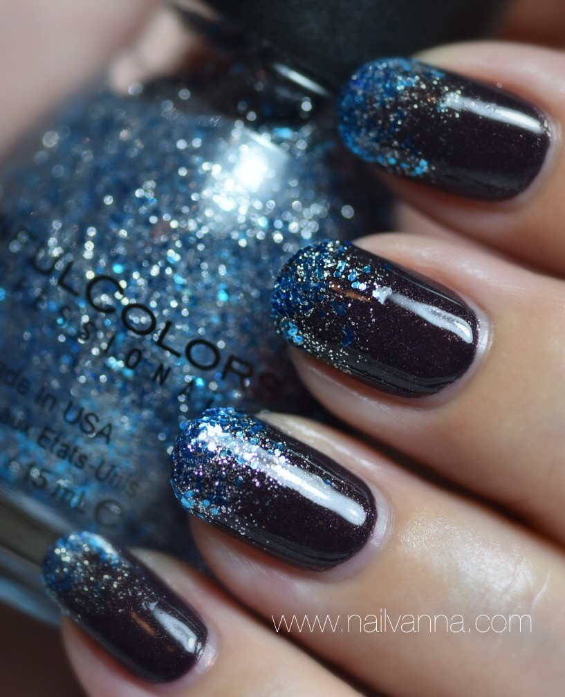 Nailvanna, nail polish reviews,lacquer, Sinful Colors, Ice Dreams