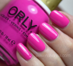 Orly Risky Behaviour