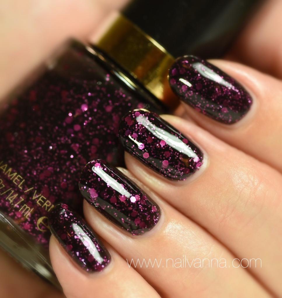 Nailvanna,nail polish review,lacquer,Revlon,Scandalous