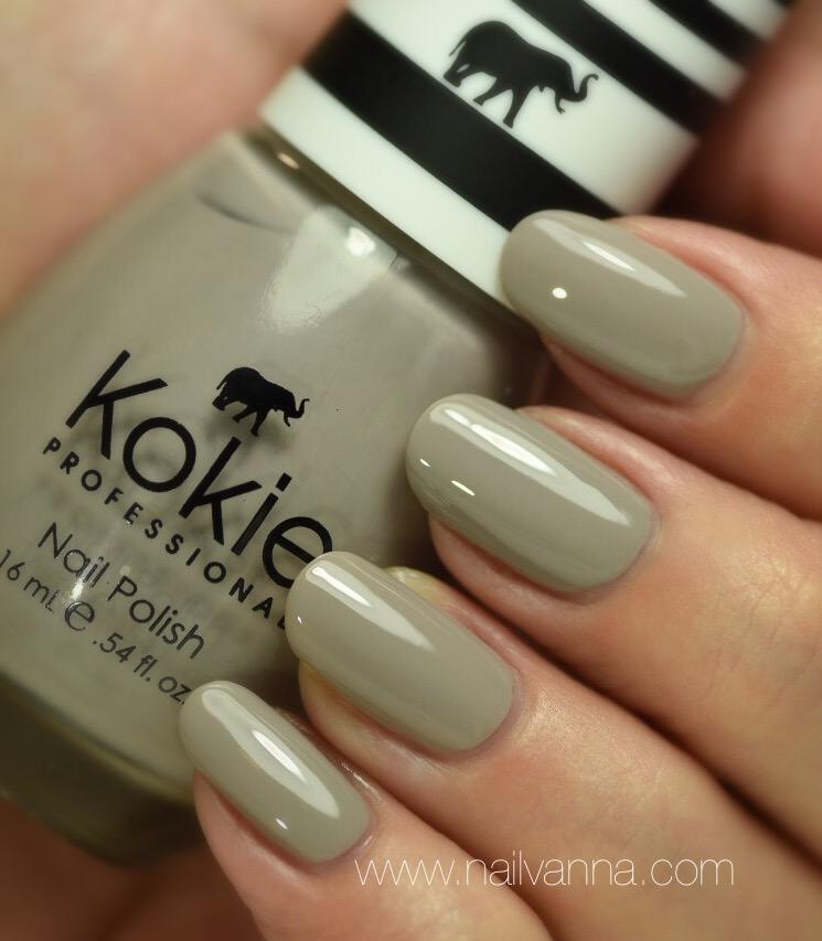 Kokie Grey Area