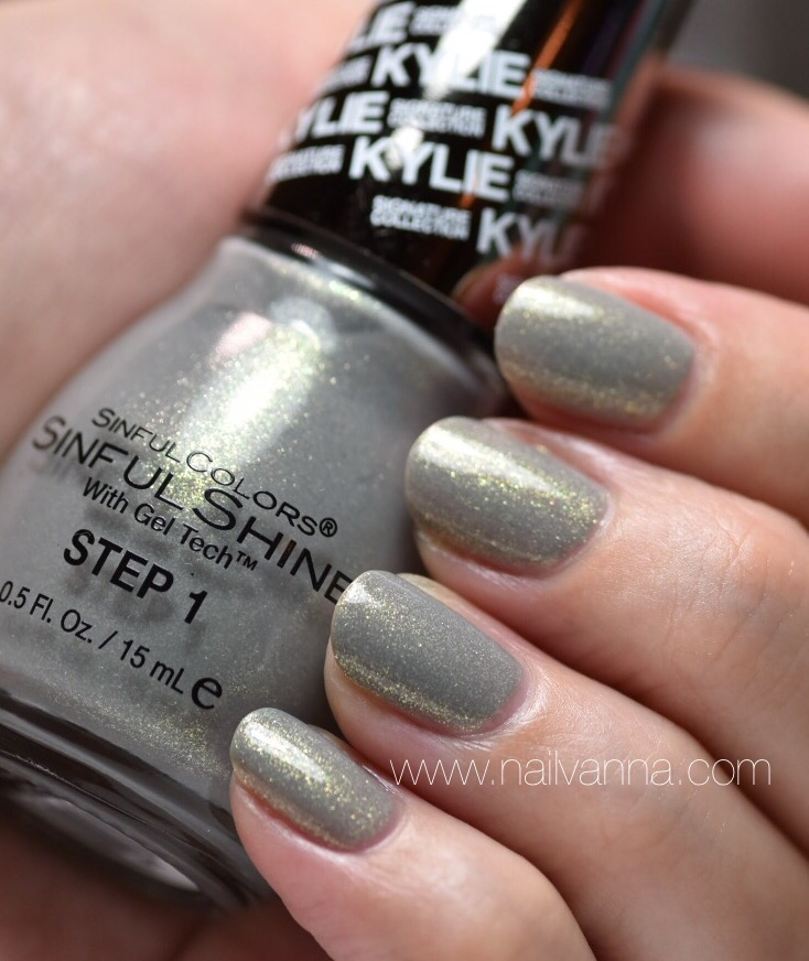 Sinful Colors Slay Grey