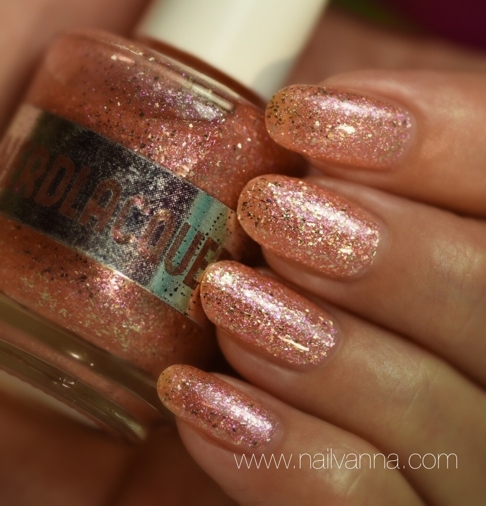 Nailvanna,nail polish reviews,lacquer,Nerdlacquer,Euphrosyne