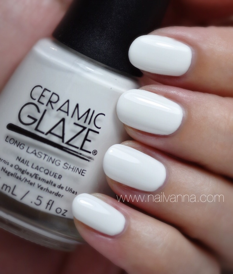 Nailvanna,nail polish reviews,lacquer,ceramic glaze,pure