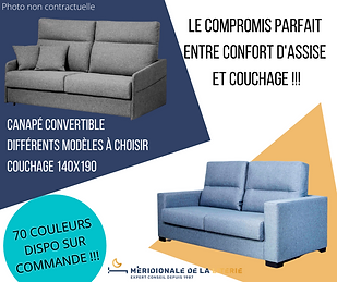 Arrivage Canapé Convertible 1.png
