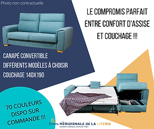 Arrivage Canapé Convertible 2.png