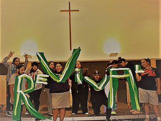 REVIVAL - Synod Young Adults Group