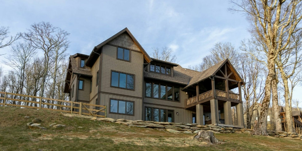 Queen's Healing Staycation - Blue Ridge Mountains