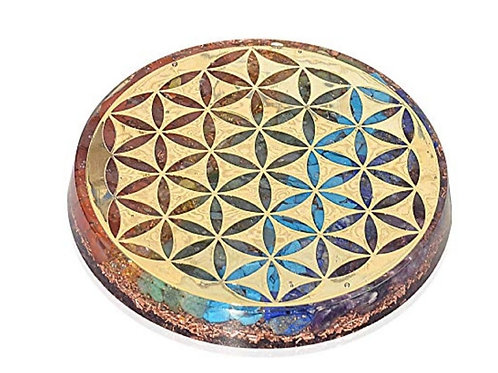 24K Orgonite Crystal Water Charger (Blessed & Charged by Keya)