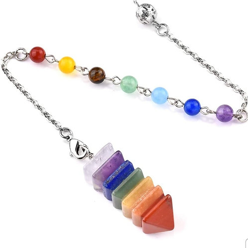 7 Chakras Pendulum